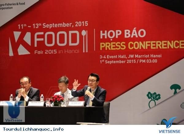 Hội chợ thực phẩm K-Food