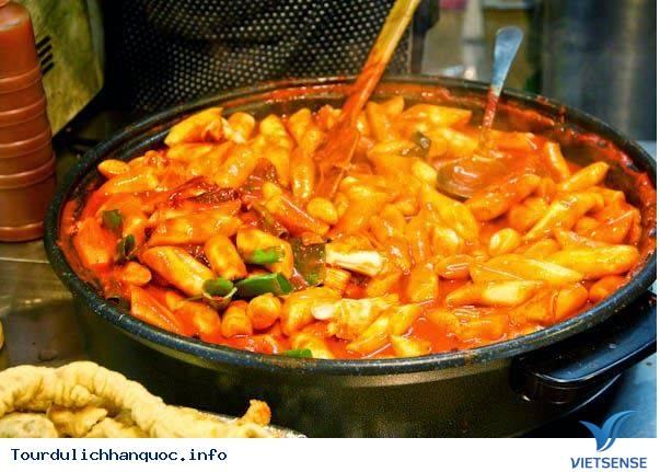 Những món ăn tiêu biểu trong nền ẩm thực Hàn Quốc - Ảnh 6