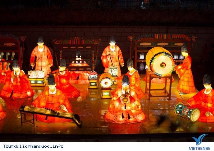 Khám Phá Hàn Quốc Mùa Thu Với Lễ Hội Đèn Lồng Seoul 2018 - Ảnh 4
