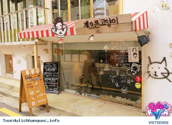 Khám phá những con phố Coffee hấp dẫn ở Hàn Quốc - Ảnh 2