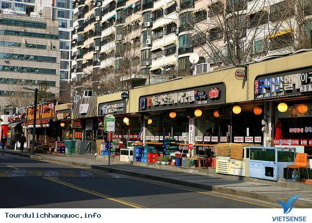 Khám phá những con phố Coffee hấp dẫn ở Hàn Quốc - Ảnh 5