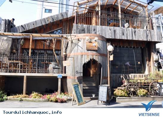 Khám phá những con phố Coffee hấp dẫn ở Hàn Quốc - Ảnh 1