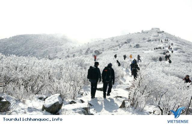 Núi Taebaeksan
