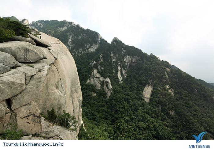 Khám Phá Những Đỉnh Núi Đẹp Tại Hàn Quốc - Ảnh 5