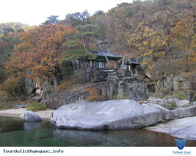 Núi Songnisan