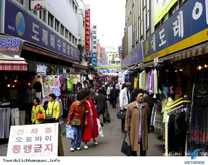 Kinh Nghiệm Mua Sắm Khi Đi Du Lịch Hàn Quốc - Ảnh 5