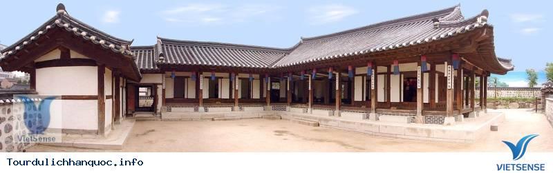 Làng Hanok Namsangol