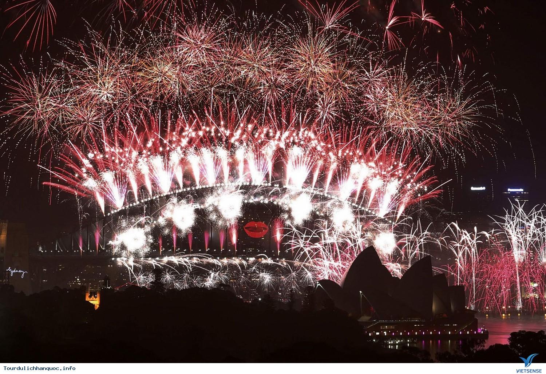 Du lịch Hàn Quốc - Lễ hội Pháo Hoa Seoul