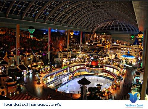 Lotte World - Ảnh 5