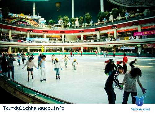 Lotte World - Ảnh 3