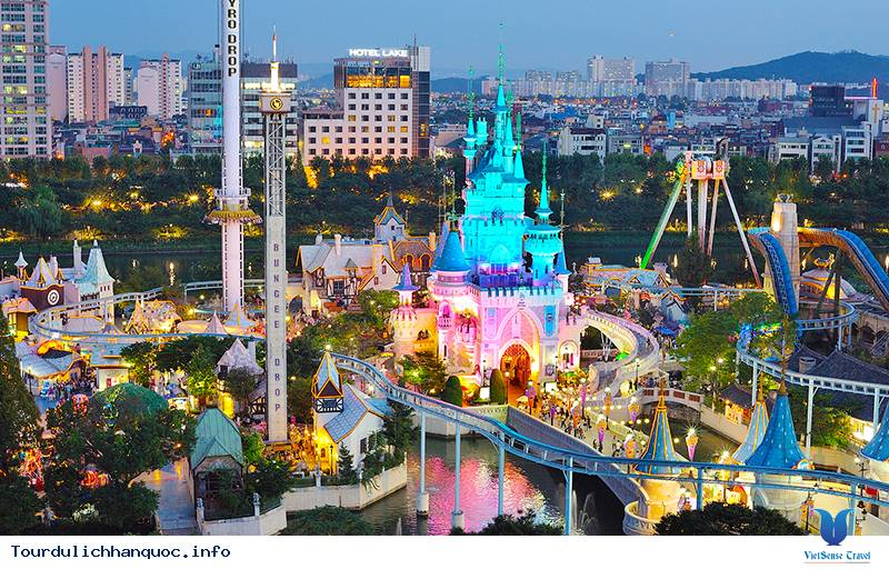 Lotte World - Ảnh 1