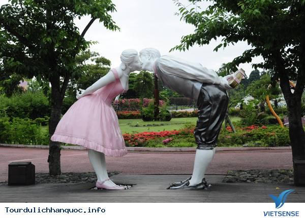 Love Land - Công viên tình yêu độc đáo tại Hàn Quốc - Ảnh 5