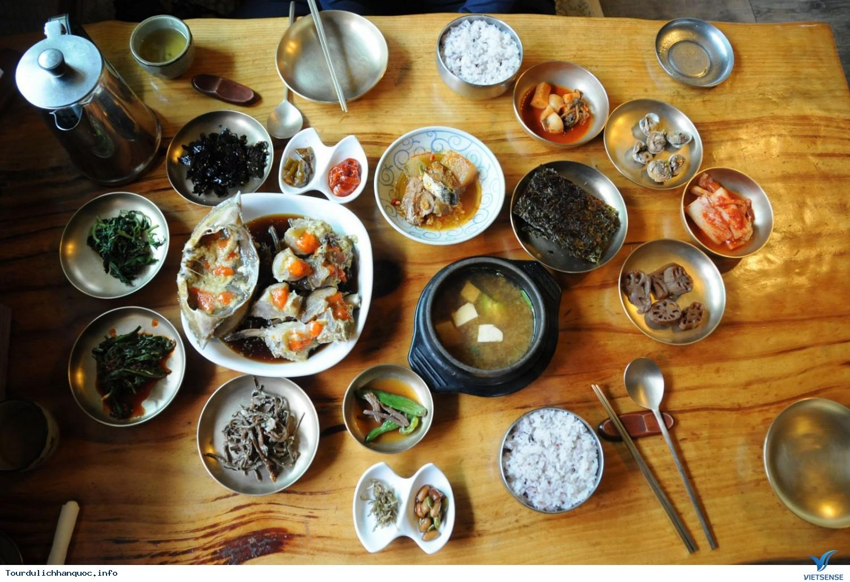 Lý Giải Những Đôi Đũa Kim Loại Trong Văn Hóa Ẩm Thực Hàn Quốc - Ảnh 3
