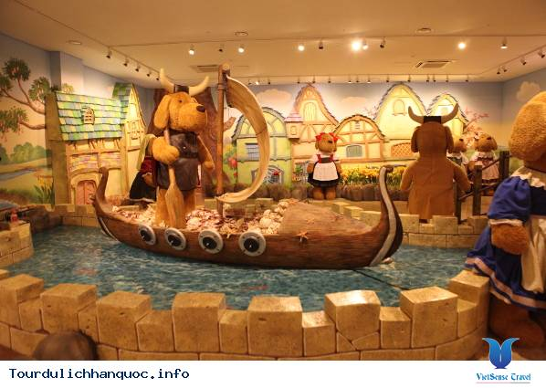 Mắc cạn trong bảo tàng nghệ thuật Alive tại đảo Jeju - Ảnh 4