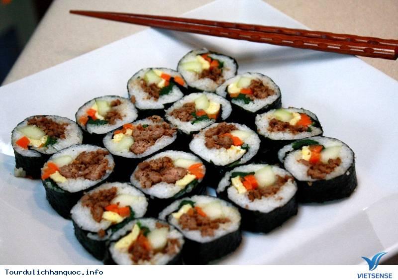 Những món ăn tiêu biểu trong nền ẩm thực Hàn Quốc - Ảnh 2