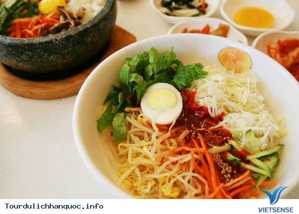 Những món ăn tiêu biểu trong nền ẩm thực Hàn Quốc - Ảnh 3