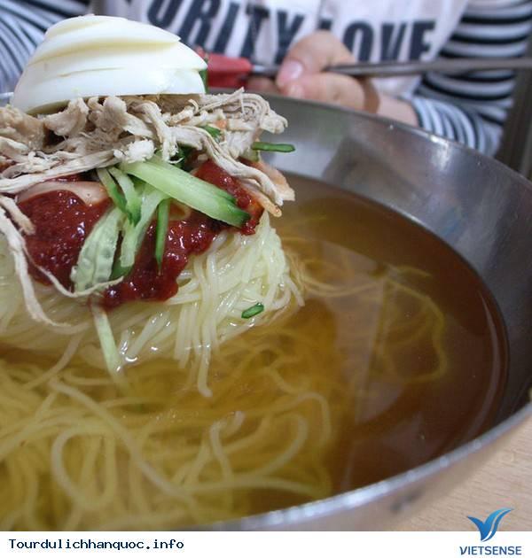 Muôn Vẻ Mỳ Lạnh Hàn Quốc - Ảnh 6