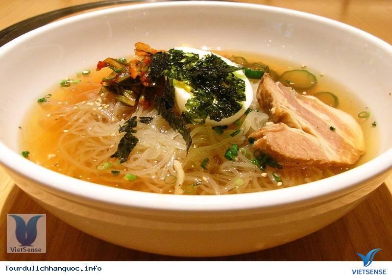Naengmyeon - Mỳ Lạnh