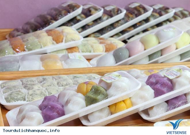 Nét đặc sắc trong món tráng miệng của người Hàn Quốc - Ảnh 1