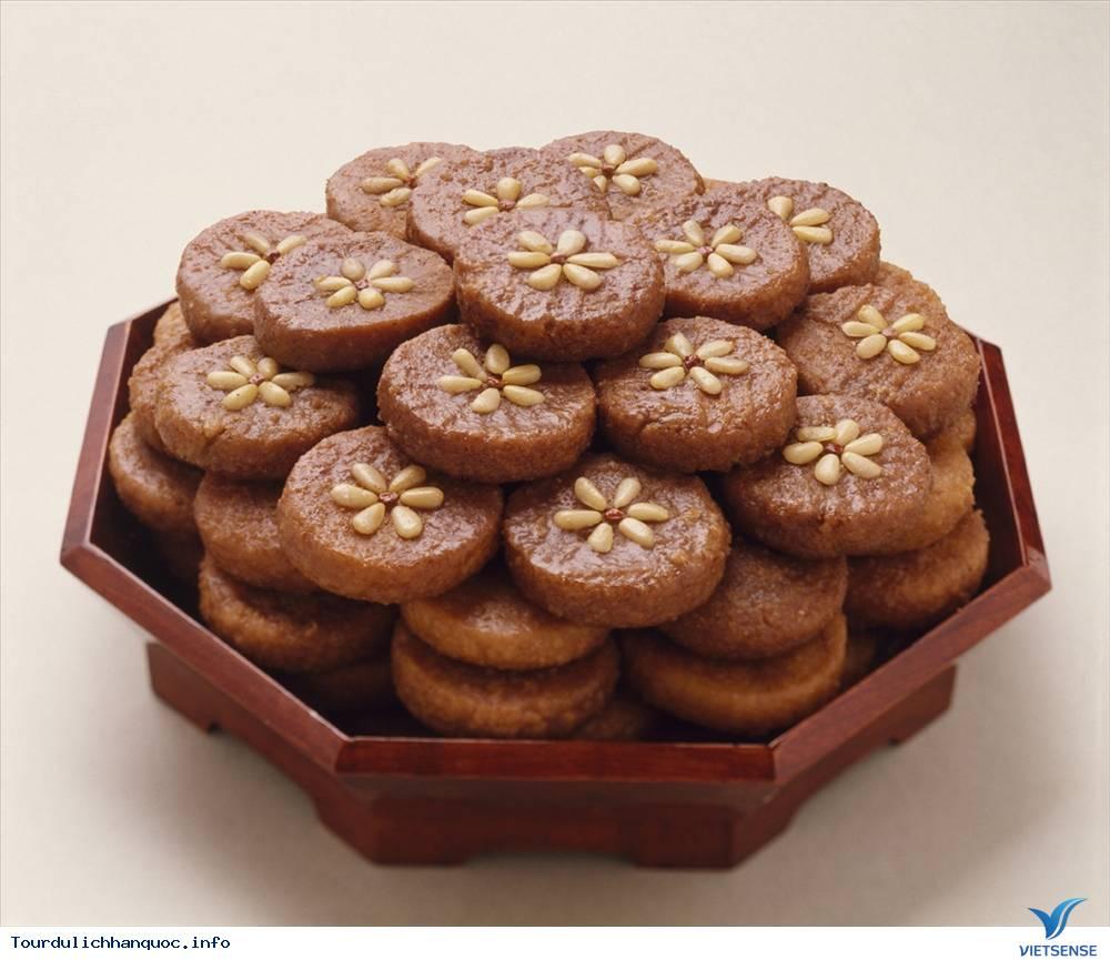Nét đặc sắc trong món tráng miệng của người Hàn Quốc - Ảnh 7