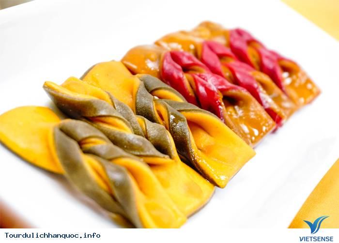 Nét đặc sắc trong món tráng miệng của người Hàn Quốc - Ảnh 5