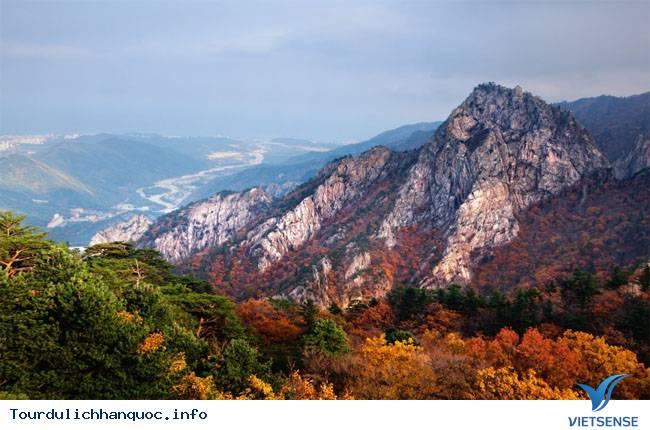 Ngắm Mùa Thu Hàn Quốc Ở Năm Ngọn Núi Đẹp Mê Hồn - Ảnh 3