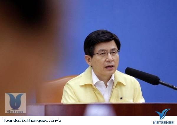 Ngày 28 tháng 7 : Hàn Quốc tuyên bố hết dịch MERS