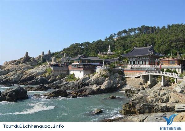 Ngôi chùa cổ Haedong Yonggungsa 600 tuổi ở Busan,ngoi chua co haedong yonggungsa 600 tuoi o busan