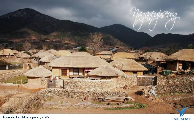 Ngôi Làng Cổ Mang Hình Cây Nấm Đầy Thú Vị Hấp Dẫn Du Khách Ở Hàn Quốc - Ảnh 1