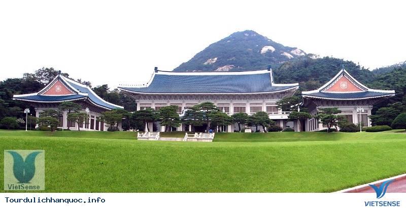 Nhà Xanh - Hàn Quốc