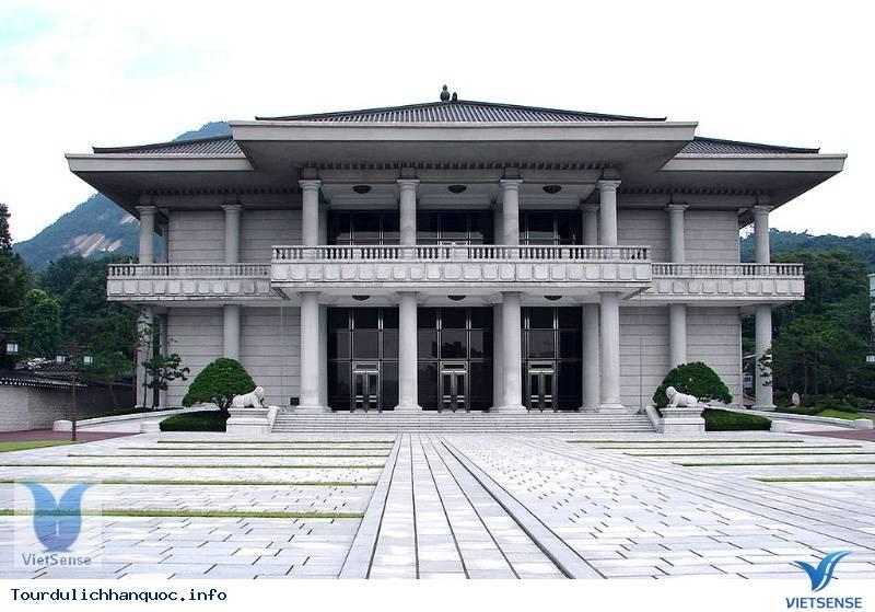 Du lịch Hàn Quốc - Nhà Xanh
