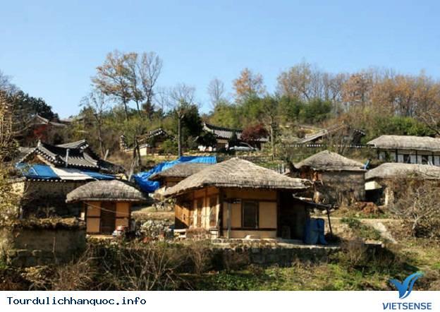 Ngôi làng nhỏ Hamdeok
