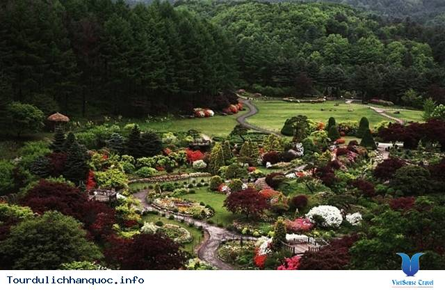 Những địa điểm không thể không đến khi bạn ghé thăm đất nước Hàn Quốc - Ảnh 3