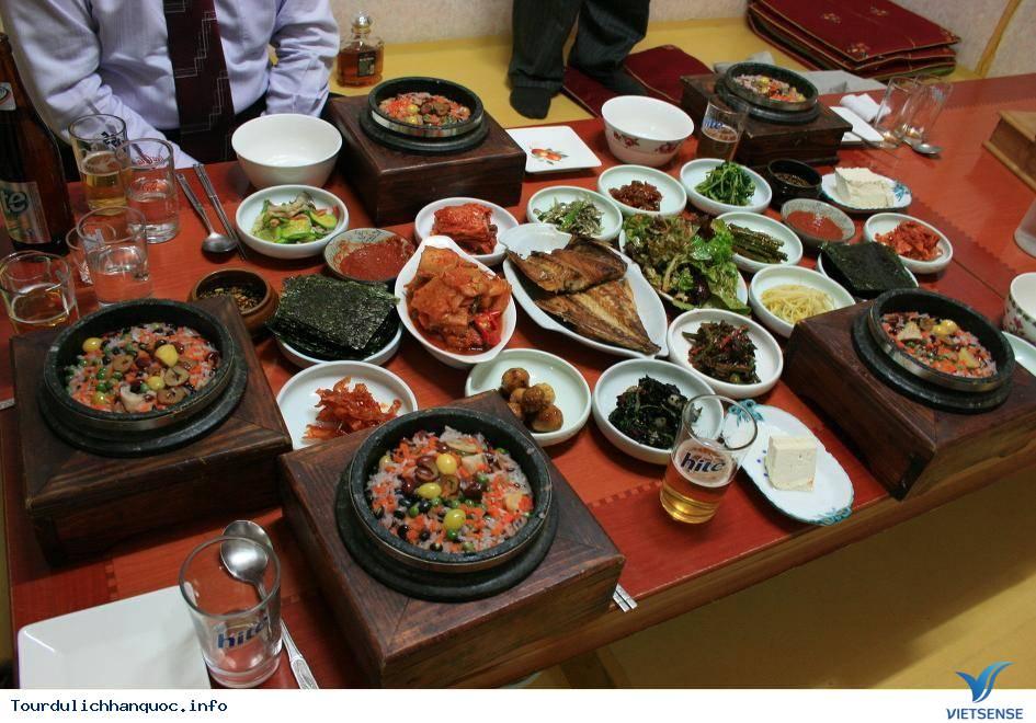 Những Lưu Ý Khi Dùng Bữa Với Người Hàn Quốc - Ảnh 2