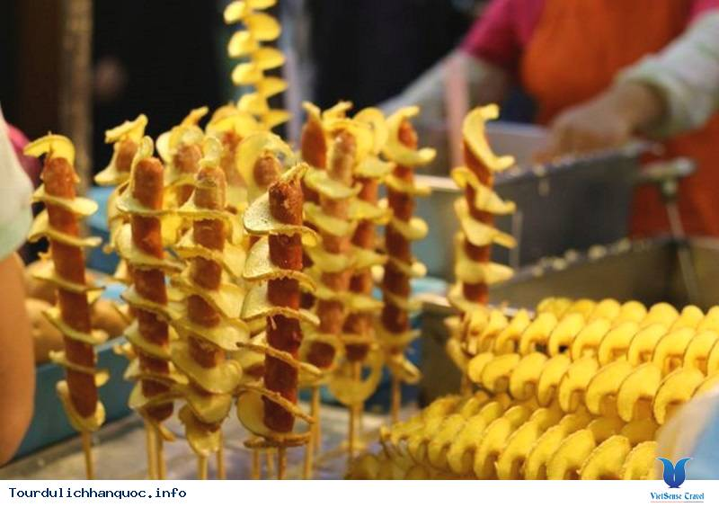 Những Món Ăn Đường Phố Ngon Ngất Ngây Ở Hàn Quốc - Ảnh 1
