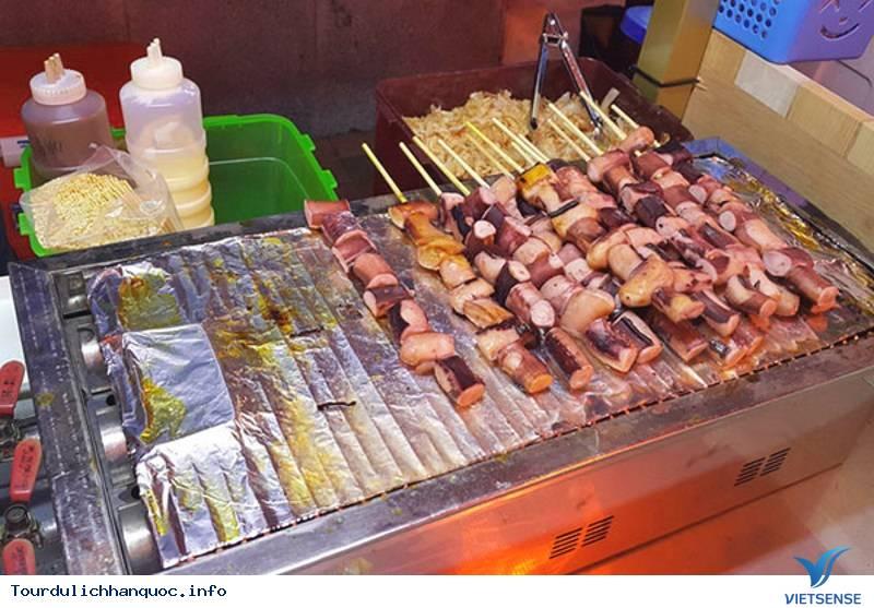 Những Món Ăn Đường Phố Ngon Ngất Ngây Ở Hàn Quốc - Ảnh 5