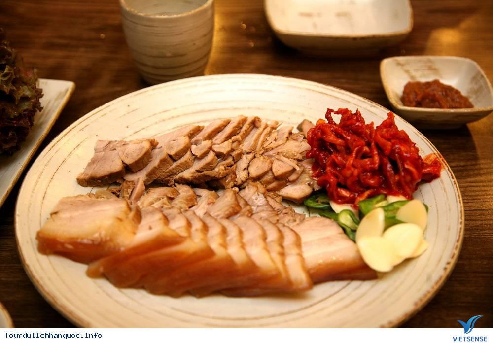 Những món dành cho người ăn cay kém khi tới Hàn Quốc - Ảnh 3