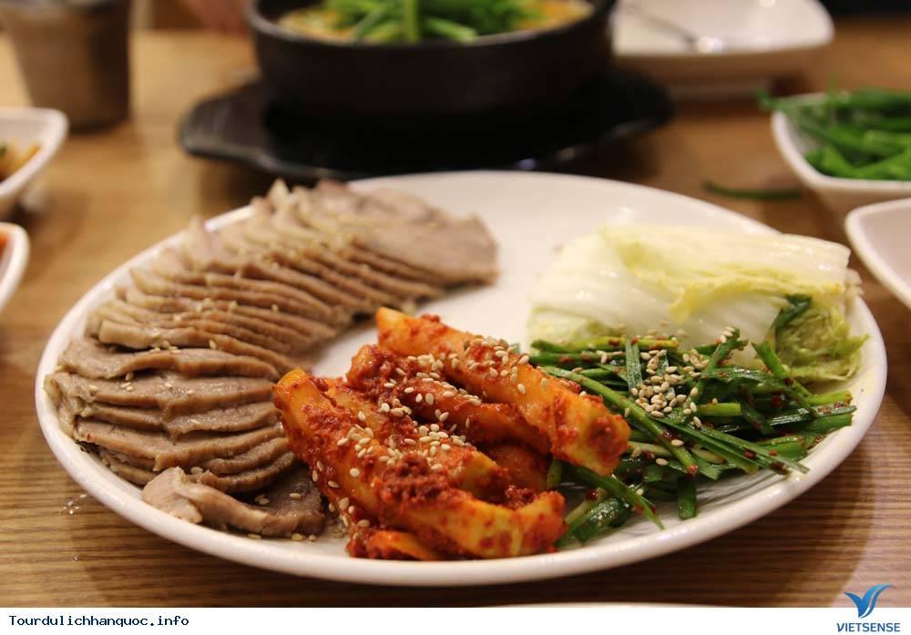 Những Món Ngon Hàn Quốc Cho Những Người Không Ăn Cay - Ảnh 5