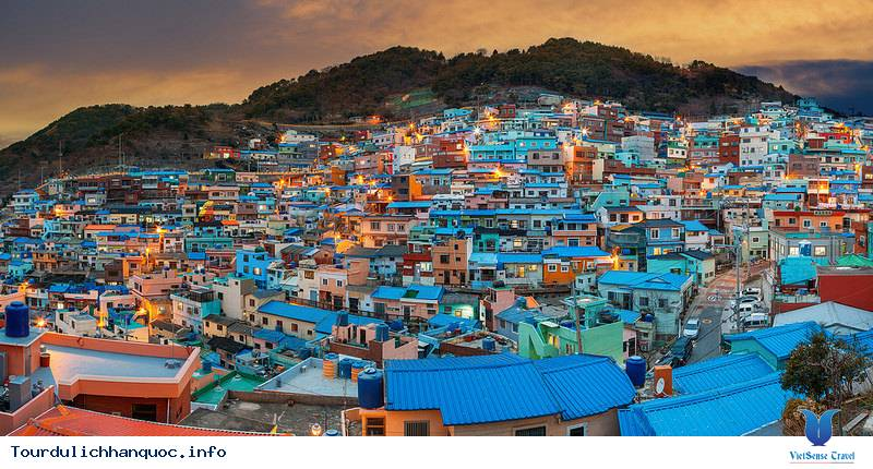 Những ngôi làng bích họa đẹp mê ly ở Hàn Quốc - Ảnh 6
