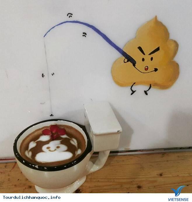 Những quán cà phê độc đáo ở Seoul - Ảnh 2