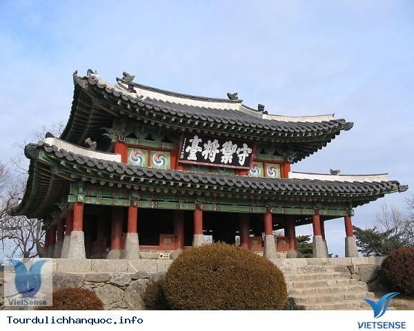 Pháo đài núi Namhan - Namhansanseong