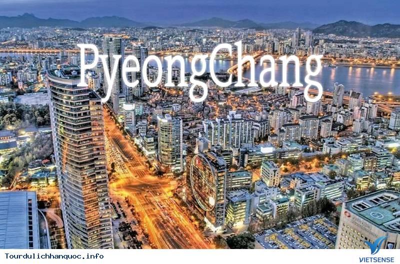 PyeongChang - Thiên Đường Mùa Đông Của Xứ Hàn - Ảnh 1