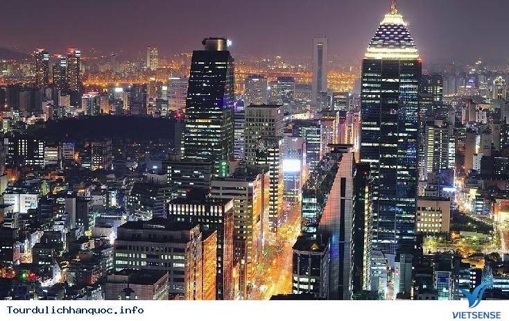 Quận Gangnam - Hàn Quốc