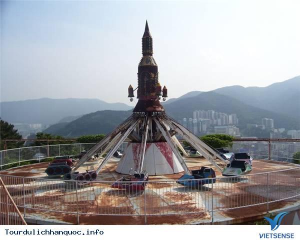 Rùng mình với công viên bỏ hoang tại Hàn Quốc. - Ảnh 5
