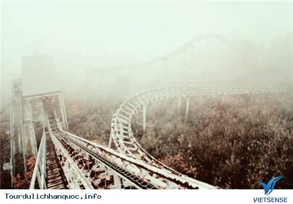 Rùng mình với công viên bỏ hoang tại Hàn Quốc. - Ảnh 4