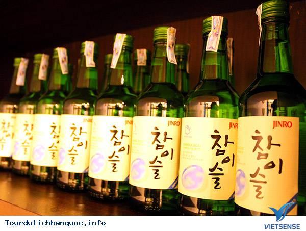 Rượu Soju Hàn Quốc - Ảnh 1