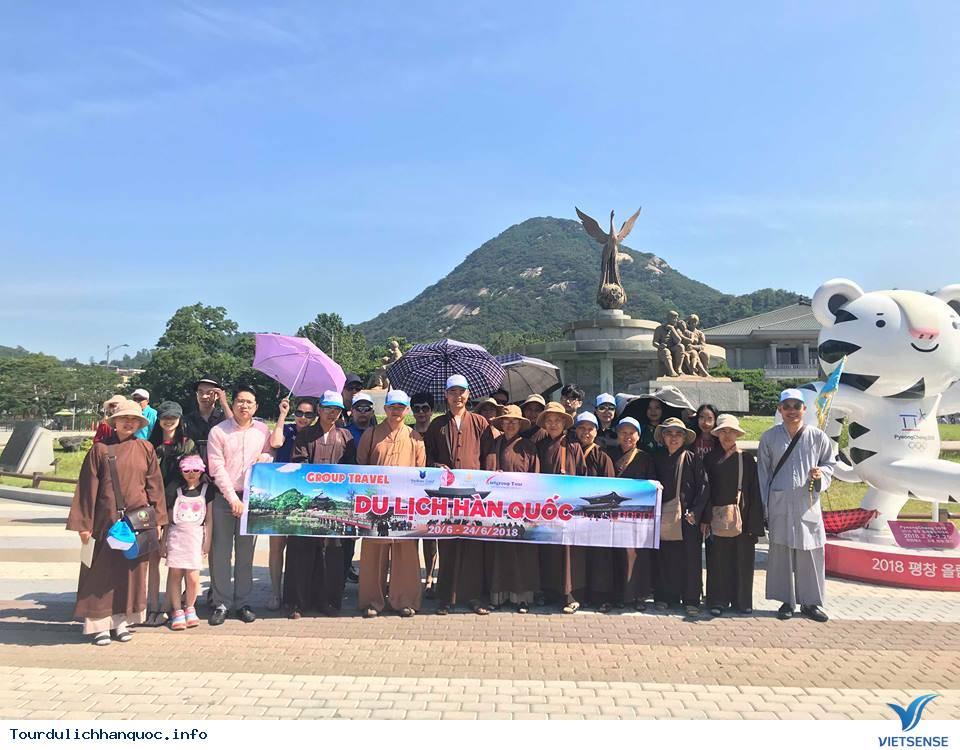 Seoul - Nami - Everland 20/06-24/06/2018 - Ảnh 1