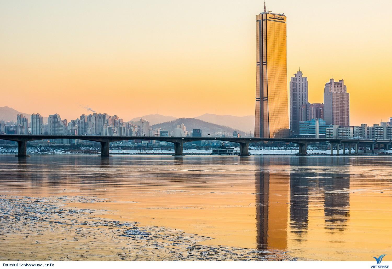 Sông Hàn và tháp 63 tầng
