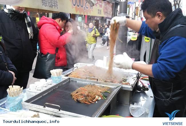 Những món ăn tiêu biểu trong nền ẩm thực Hàn Quốc - Ảnh 5