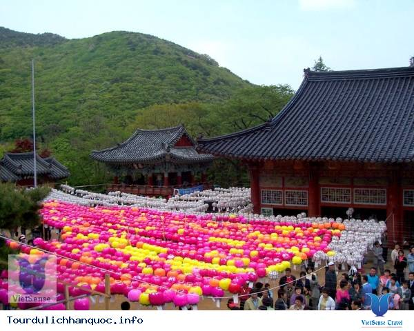 Beomeosa - Du lịch Hàn Quốc